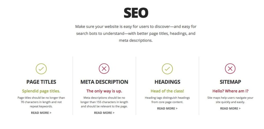 Analisi web marketing seo