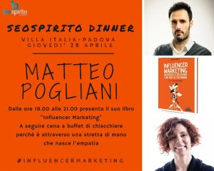 Matteo Pogliani influencer marketing